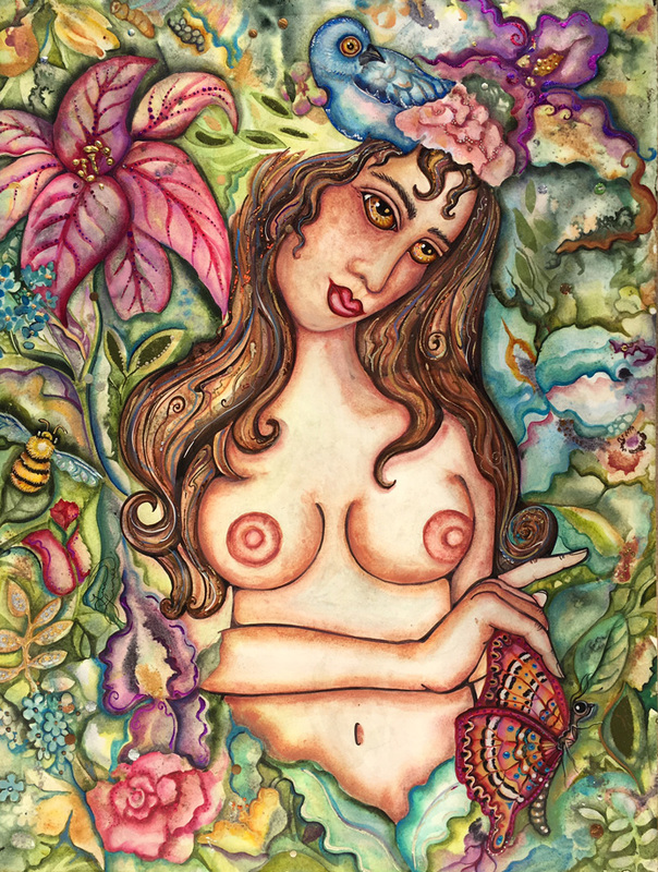 'Mother Nature' by Lisa Luree