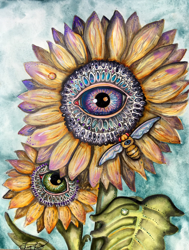 'Eye Wish' by Lisa Luree
