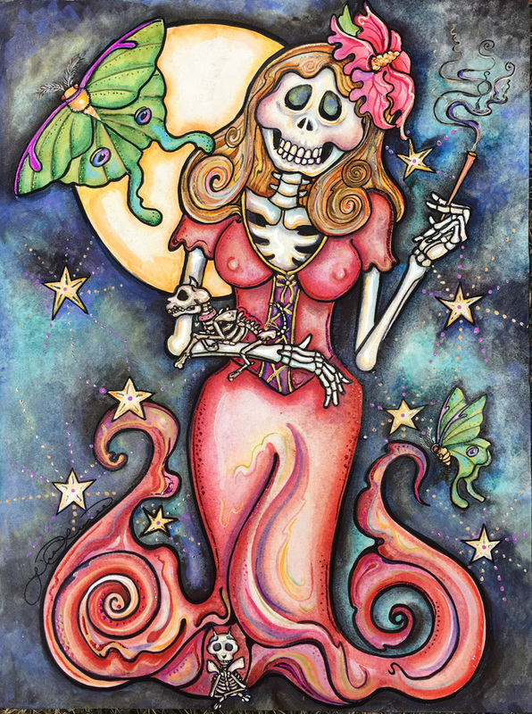 'Moonlight's Mistress' by Lisa Luree