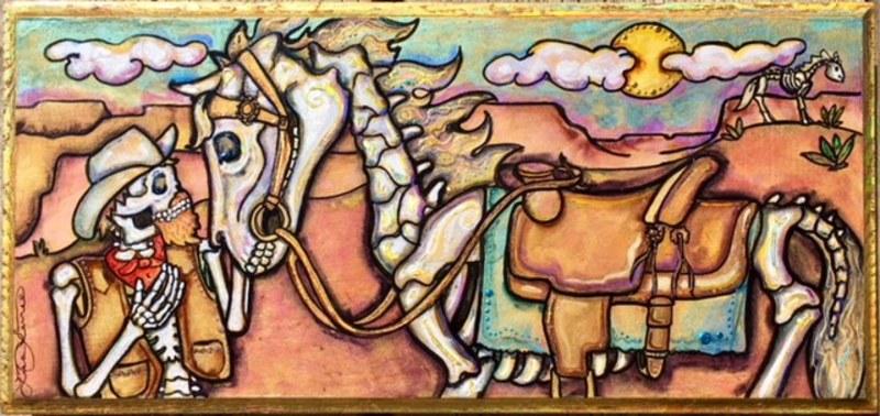 'Suenos de Vaquero' by Lisa Luree
